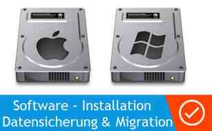 Software Installation Migration & Sicherung